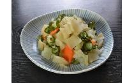 三彩漬(3種の彩り野菜漬け)1kg