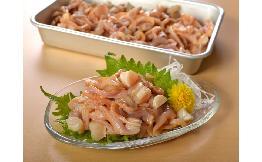 赤貝ヒモ(生食用) 500g