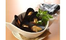殻付きムール貝(白ワイン蒸し) 80g