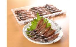 生ホタルイカ刺身(トレー入り) 21尾