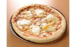 4種のチーズピッツァ(トマトソース)24cm 1枚