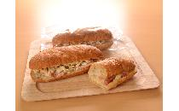 グラハムロール(ベーコン&チーズ) 5本