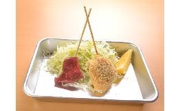 串揚げ(牛肉) 10本