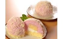 いちごのドームケーキ 8個