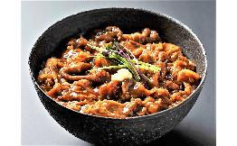 どんぶり屋 牛カルビ丼の具 5食