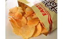 厚切りポテトチップス(コンソメ味)〈EAST BEE〉 260g