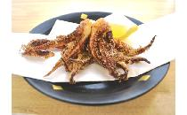 EAST BEE イカゲソ唐揚げ(和風しょうゆ味) 1kg