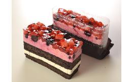 いちごとブルーベリーのケーキ 6個