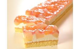 フリーカットケーキ アップル&ピーチ 1本