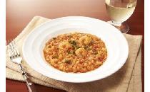 エビとグリル野菜のトマトリゾット(大麦入り) 1食