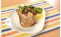 骨付き鴨もも肉の燻製 1本