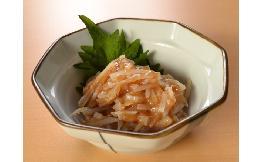 やげん紅梅(鶏むね軟骨の梅肉和え) 500g