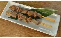 炭火焼 鶏レバー素焼 大串 40本