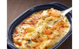 えびとチーズのグラタン 1食(トレー入り)