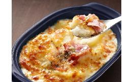 ポテトとベーコンのグラタン 1食(トレー入り)