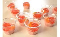 プチジョリー(桃のババロア) 10個