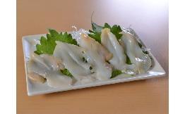 つぶ貝スライス(刺身用)(6g) 10枚