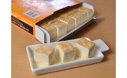 ミニカットケーキ ミルクレープ(プレーン) 1台