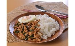 ガパオ(鶏肉の辛口バジル炒め) 6食