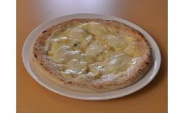 クワトロフォルマッジピザ(ビアンカ)〈ピザレボ〉 1枚