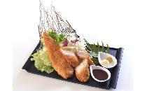 香鶏 -かおりどり- ささみカツ 10本