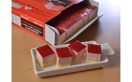 ミニカットケーキ レアーストロベリー 1台