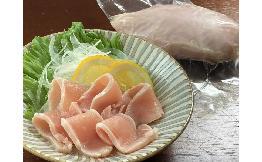 健味鶏のタタキ風生ハム 1枚