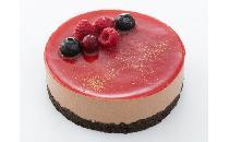 小さなホールケーキ(ショコラルージュ) 1個