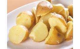 【北海道産】カットポテト バター風味 1kg