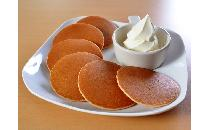 パンケーキ(ミニ)小麦全粒粉使用 20枚