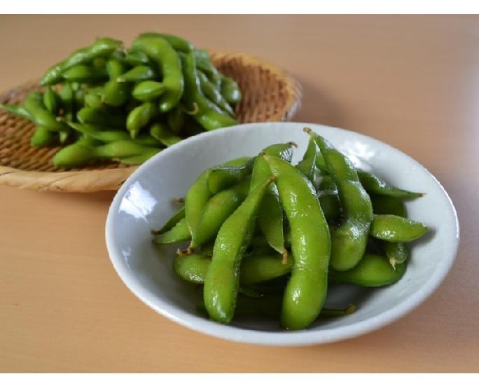 塩ゆで済み 枝豆(中国産) 500g