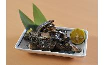 宮崎県産鶏ヤゲン軟骨炭火焼  100g