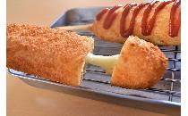 チーズハットグ 10個