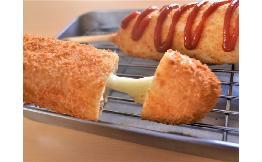 チーズハットグ 5本