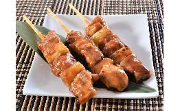 【中国産】炭火焼き鶏ねぎま串 たれ 30本