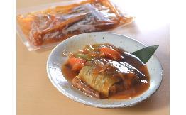 あじの香味ソース煮(野菜入り) 1袋