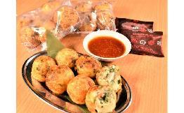 韓国風チヂミボール(たれ付) 5食