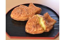 プチたい焼き(カスタード風) 10個