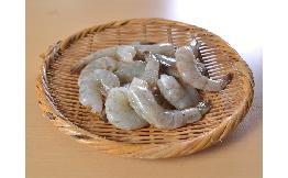 無頭殻付バナメイ(バックカット)(26/30) 1kg