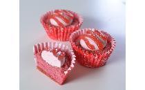 NYカップケーキ(ストロベリー) 10個