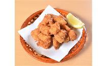 鶏ひざ軟骨唐揚げ(プリフライ) 1kg