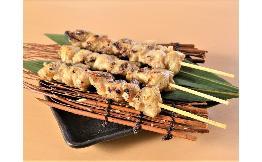 炭火焼 鶏素焼ぼんちり串 40本