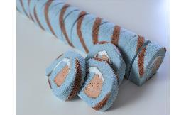 ロールケーキ(カット) チョコミント 1本