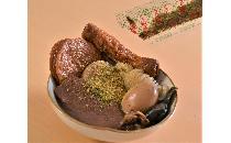 静岡黒おでん(8種)かやく付き 1食