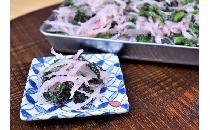 菜の花白魚和え 1kg