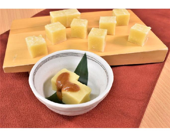切れてるもちっと胡麻豆腐(柚子) 35個