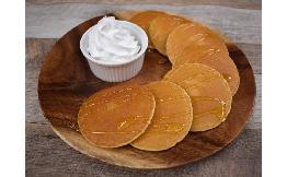 もちもち食感のパンケーキ(ミニ) 20枚