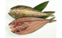【北海道産】真ほっけ有頭開き(120g) 5尾