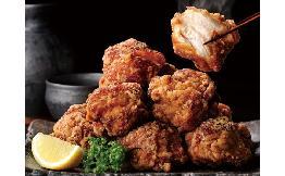専門店の鶏もも唐揚げ 1kg