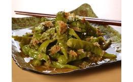 【徳島県産】甘長とうがらしの煮浸し 1kg